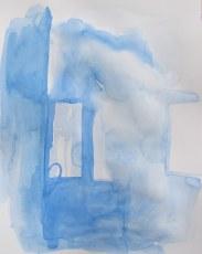 Shadow watercolour study, Mar. 7, 2013