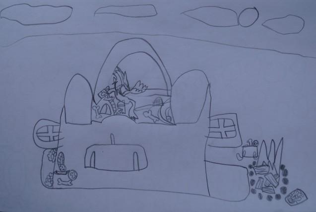 Scene 1 (Home)