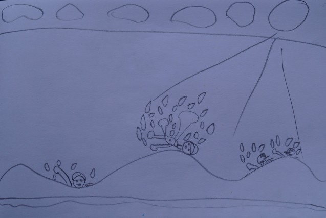 Scene 3 (The Beach)