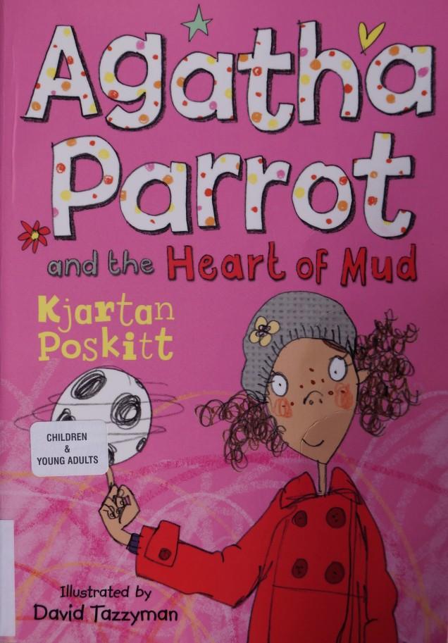 Agatha Parrot book cover