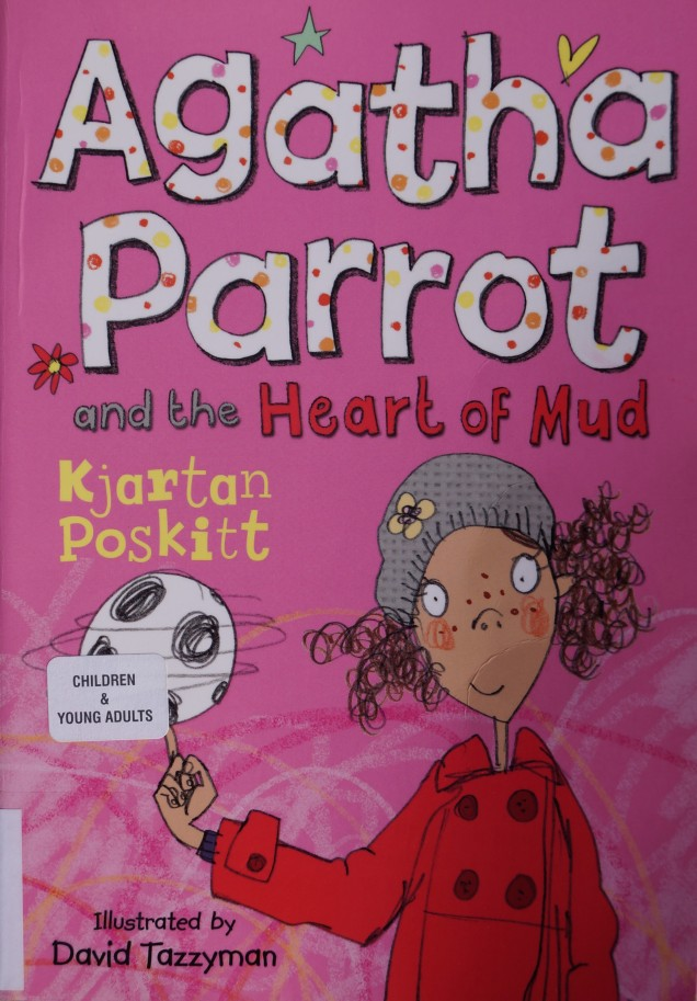 Agatha Parrot book cover